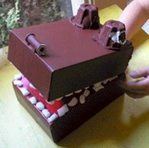 δεινόσαυροι κατασκευές