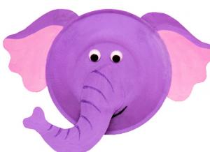 κατασκευές με ζώα ελέφαντας