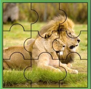παιχνίδια με ζώα λιοντάρι