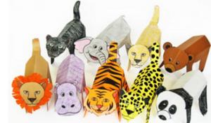κατασκευές με ζώα