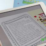 Βιβλίο ζωγραφικής Κοκκινοσκουφίτσα