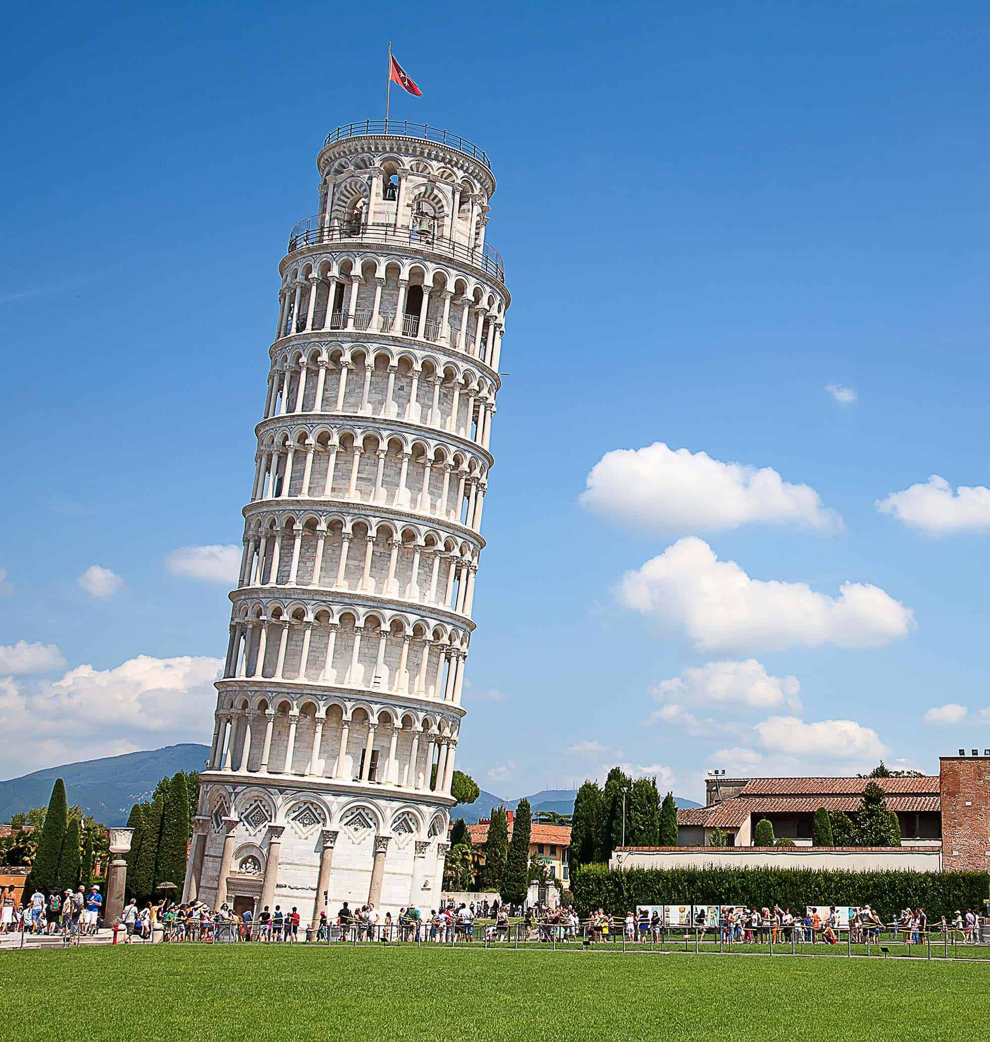 Ο πύργος της Πίζας