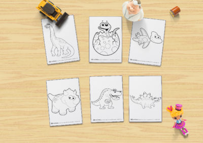 δεινόσαυροι παιχνίδι μνήμης