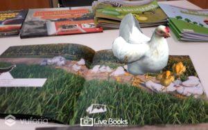 κότα - ζώα της φάρμας