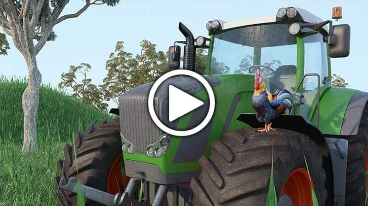 Τα ζώα της φάρμας