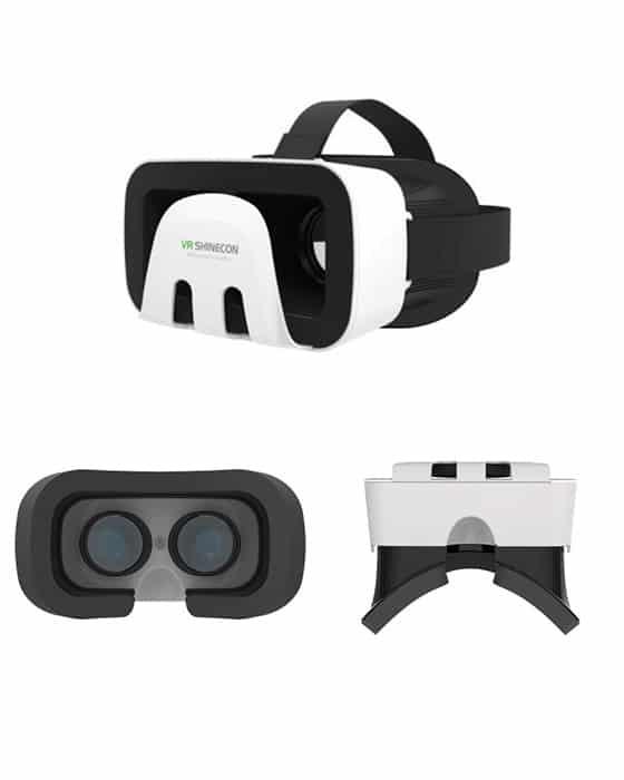 μάσκα εικονικής πραγματικότητας