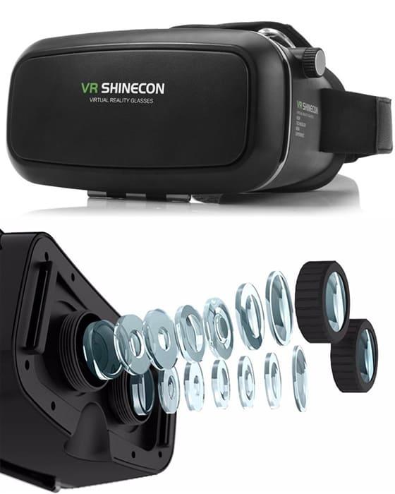 γυαλιά εικονικής πραγματικότητας VR Shinecon SC-G04C