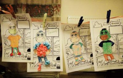 παιχνίδια για παιδιά με ζωγραφιές