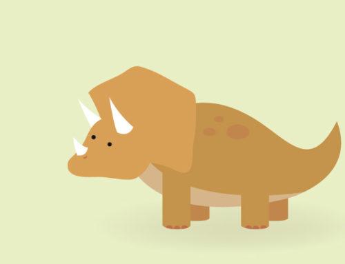 Η ομιλία του μικρού δεινόσαυρου