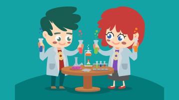 επιστήμονες για παιδιά
