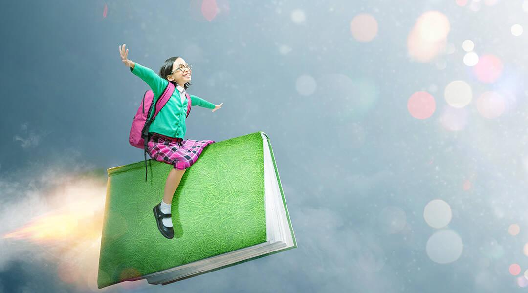 5+1 λόγοι για να πάρεις ένα βιβλίο που ζωντανεύει