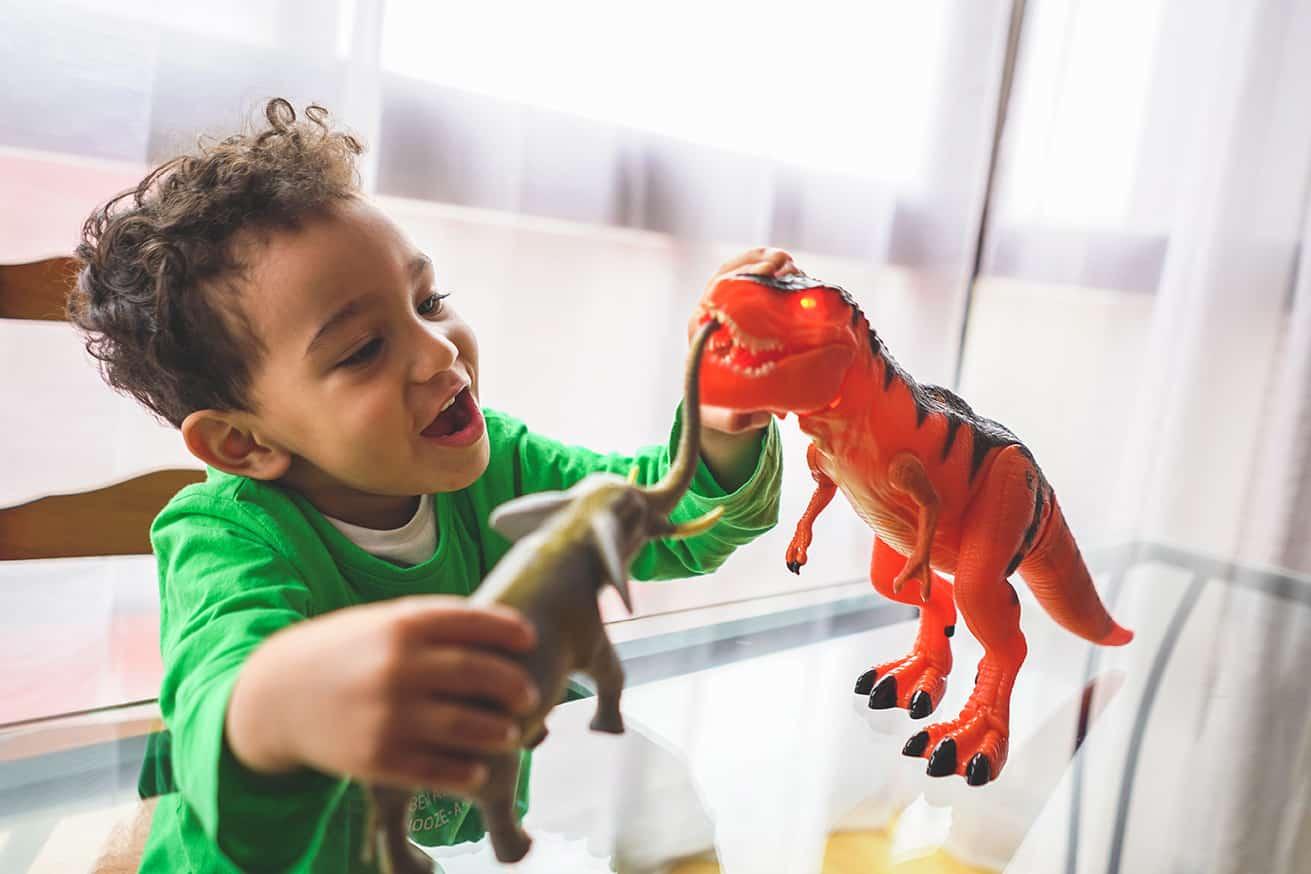 Δεινόσαυροι που ζωντανεύουν