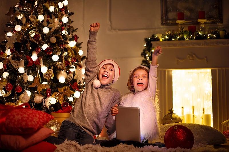 πρωτότυπα χριστουγεννιάτικα δώρα για παιδιά