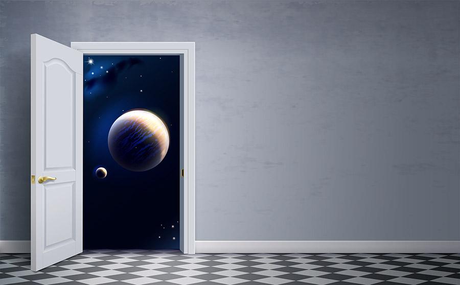 Βήματα στο διάστημα